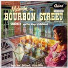 SHARKEY BONANO Midnight on Bourbon Street [as Sharkey and his Kings of Dixieland] album cover